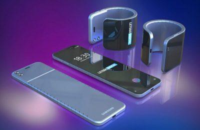 Patentti paljastaa: Samsung kehittelee ranteen ympärille kiepautettavaa puhelina