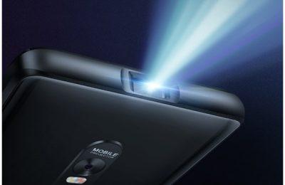 Blackview'n puhelimessa on 720p-kuvaa tarjoava projektori – ennakkomyynti käynnissä