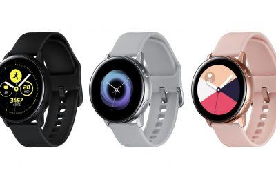 Samsungin Galaxy Watch Active -älykello saapui myyntiin Suomessa 249 eurolla