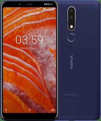 Nokia 3.1 Plus -puhelin on saapunut myyntiin Suomessa – hinta 199 euroa
