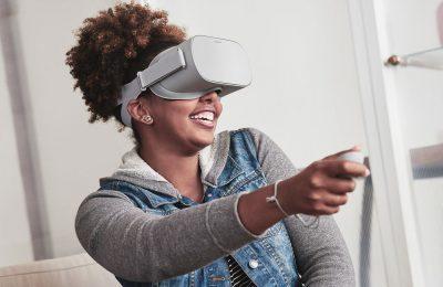Kokeilu: Oculus Go -VR-lasit – langattomasti virtuaalitodellisuuksiin