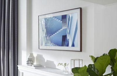 Kokeilussa Samsung The Frame: Taiteellisempi taulutelevisio