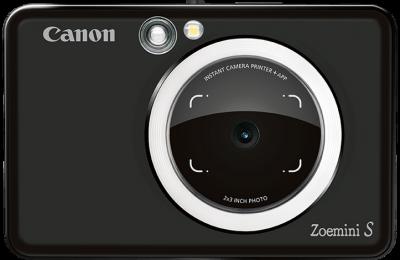 Canon esitteli kaksi pikakameraa selfieiden ystäville – kuvat voi tulostaa pieniksi tarroiksi