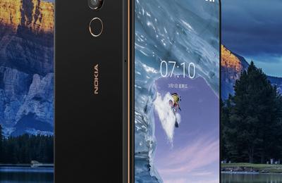 Nokia esitteli X71-puhelimen Taiwanissa – reikä näytössä ja kolmoiskamera