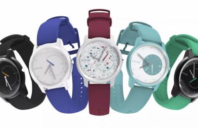 Withingsin Move-kellot ovat saatavilla 5 800 räätälöitävänä vaihtoehtona
