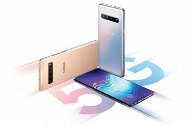 Samsung Galaxy S10:n 5G-version myynti alkaa Koreassa