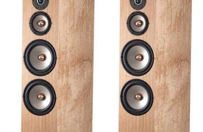 Penaudion uusi Sonata Signature -lippulaivakaiutin esittelyssä Sound Factorissa tänä viikonloppuna