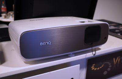 BenQ panostaa uusissa 4k-budjettiprojektoreissaan värintoistoon