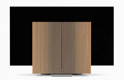 Bang & Olufsen yhdisti Beovision Harmonyssä television ja kaiutinjärjestelmän