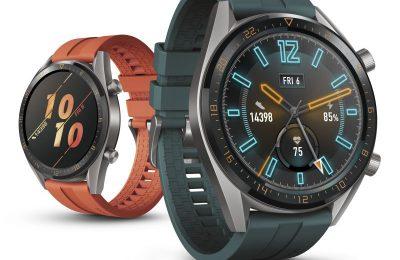 Huawei Watch GT Active Edition -älykello ja Band 3 Pro -aktiivisuusranneke saapuvat Suomeen