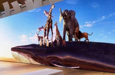 Sony on esitellyt jättimäisen television – 785 tuumaa ja 16k-tarkkuus