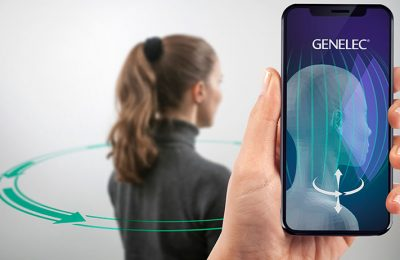 Genelec esitteli Aural ID -mittaustekniikan kuulokekäyttöön