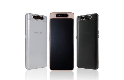 Samsung tuo Suomeen kääntyvällä 48 megapikselin kameralla varustetun Galaxy A80 -puhelimen
