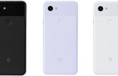 Google esitteli uuden edullisemman Pixel 3a -puhelimen