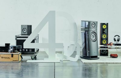 Focal julkisti lisää 40-vuotisjuhlamalleja Münchenissä – kaiuttimia kotiin ja studioon sekä kuulokesetti