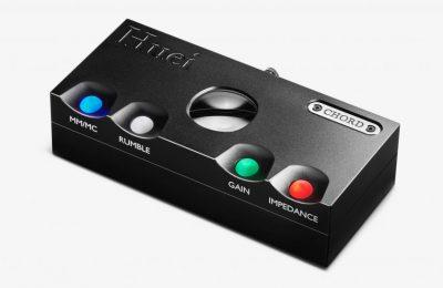 Chord Electronics esitteli uuden phono-vahvistimen mm- ja mc-äänirasioille