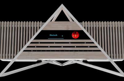 iFi Audiolta rohkeasti muotoilu all-in-one-soitin – huonekorjauksessa apuna ultraääni