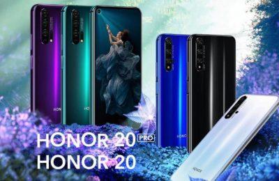 Uudet Honor 20 -puhelimet julkistettiin – huippuluokan kamera edulliseen hintaan