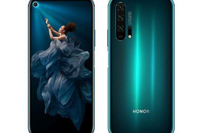 Honor 20 Pro saapuu Suomeen – 48 megapikselin neloiskamera ja kärkiluokan rautaa 499 euron hinnalla