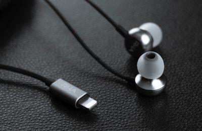 RHA:n MA650-kuulokkeista ilmestyi myös Apple Lightning -liitännällä varustettu versio