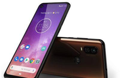 Motorola esitteli One Visionin – 48 megapikselin kamera ja puhdas Android alle 300 eurolla