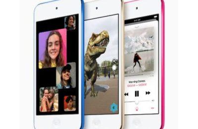 Apple yllätti uudella iPod Touchilla – tehokkaampi suoritin, AR-ominaisuuksia ja ryhmävideopuhelut