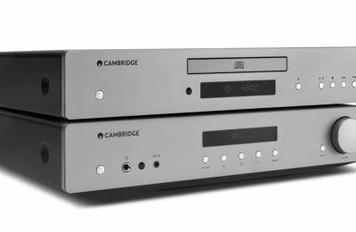 Cambridge Audio esitteli budjettiluokan AX-sarjan – kaksi cd-soitinta, kaksi integroitua vahvistinta ja kaksi viritinvastaanotinta