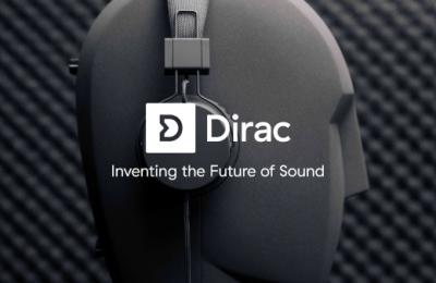 Dirac Researchin uusi 3D Audio -ohjelmisto tarjoaa 360 asteen surround-ääntä kuulokkeille