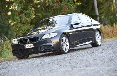 Parannetaan uuden auton äänentoistoa! OSA 2: Pekka Kinnusen BMW M550d '13