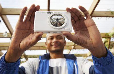Kokeilussa Canon Zoemini S – hiukan erilainen pikakamera