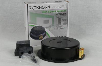 Kokeilussa Reckhorn BS-200 Body Shaker – vartalon ravistaja