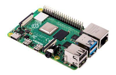 Raspberry Pi -minitietokoneesta ilmestyi uusi Pi 4 Model B -malli  – tehoa nelinkertaisesti edeltäjään verrattuna