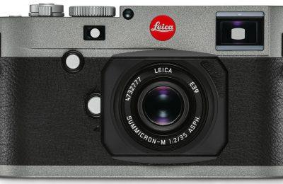 Leicalta edullisempi täyden kennon M-E (Typ 240) -kamera