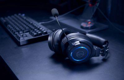 Audio-Technica esitteli kahdet uudet pelikuulokkeet – langalliset ja langattomat