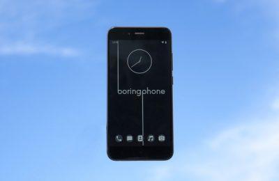 BoringPhone kehittää tylsää älypuhelinta – tähtäimessä mahdollisimman vähäinen ruutuaika