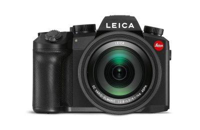 Leica uudisti superzoom-kameransa – lisää tarkkuutta kosketusnäyttöön