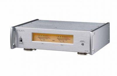 TEAC esitteli uuden referenssiluokan AP-505 päätevahvistimen