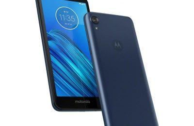 Motorola esitteli uuden sukupolven edullisesta E-sarjan älypuhelimestaan