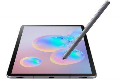 Samsungin uudessa Galaxy Tab S6 -tabletissa on kärkiluokan järjestelmäpiiri ja kaksoiskamera