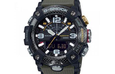 Casio esitteli uuden G-Shock GG-B100 -kellon – vedenpitävyys yltää 200 metriin