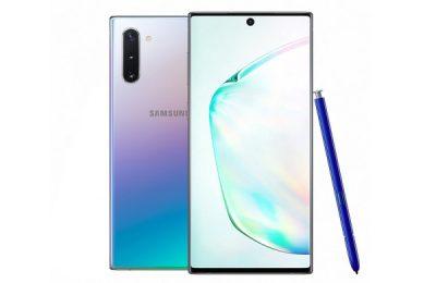 Samsungin uudet Galaxy Note 10 -puhelimet julki – mukana kolmoiskamera ja uusi järjestelmäpiiri