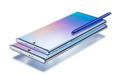 Samsungin Galaxy Note 10 -puhelimet saapuivat Suomeen