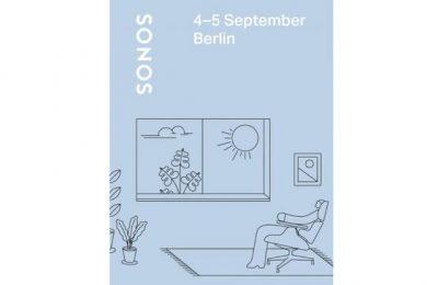 Sonos järjestää vuoden suurimman tapahtumansa Berliinin IFA-messuilla