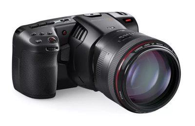 Blackmagic Design esitteli järeän kameran – 6k-videota 50 fps nopeudella ja tuki Canonin EF-linsseille