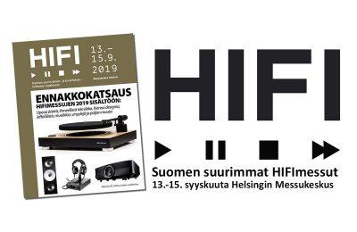 Suomen suurimmat HIFImessut kohta täällä: Lue ennakkokatsaus