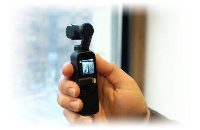 Kokeilussa: DJI Osmo Pocket – 4K-kuvaa taskukoossa