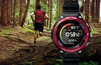 Casio on julkistanut Pro Trek WSD-F21HR -älykellon – mukana sykemittaus ja offline-kartat
