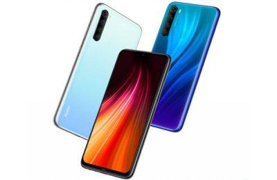 Xiaomi esitteli kaksi uutta Note 8 -sarjan puhelinta – mukana peräti 64 megapikselin kamera