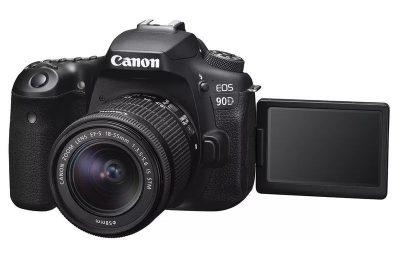 Canonilta kaksi uutta järjestelmäkameraa – EOS 90D ja M6 Mark II