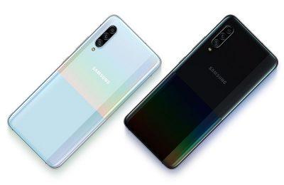 Samsung julkisti Galaxy A90 5G -puhelimen – nopeiden yhteyksien lisäksi muitakin lippulaivojen ominaisuuksia